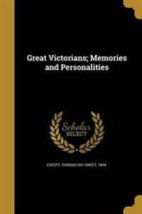 GRT VICTORIANS MEMORIES & PERS