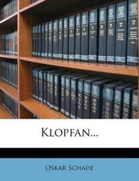 Klopfan...