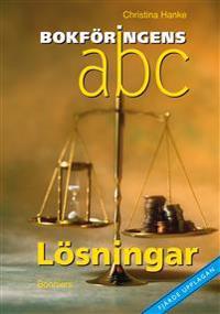 Bokföringens abc Lösningar