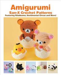 Amigurumi: San-X Crochet Patterns