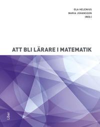 Att bli lärare i matematik