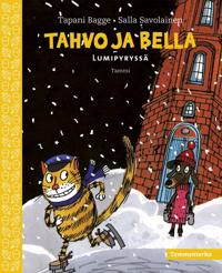 Tahvo ja Bella lumipyryssä