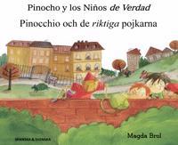Pinocchio och de riktiga pojkarna (spanska och svenska) - Magda Brol pdf epub