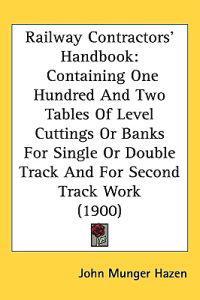 Railway Contractors' Handbook
