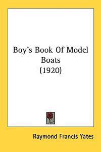 Boy's Book Of Model Boats