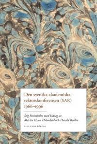 Svenska akademiska rektorskonferensen (SAR) 1966-1996