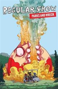 Regular Show Ogn 4 Parks And Wreck