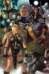Secret Avengers by Ed Brubaker