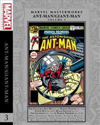 Marvel Masterworks Ant-Man/Giant-Man 3