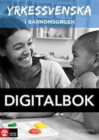 Yrkessvenska i barnomsorgen Digital