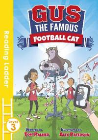 Gus the Famous Football Cat