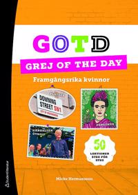 Grej of the Day Framgångsrika kvinnor (Bok + digital produkt)