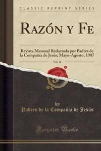 Razn y Fe, Vol. 18