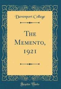 The Memento, 1921 (Classic Reprint)