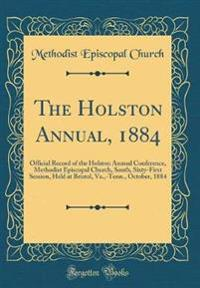 The Holston Annual, 1884