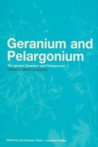 Geranium and Pelargonium