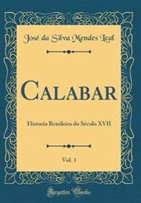 Calabar, Vol. 1
