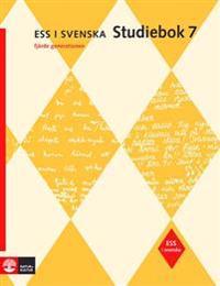ESS i svenska. Studiebok 7