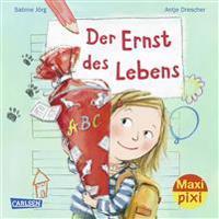 Maxi Pixi Nr. 228  VE 5 Der Ernst des Lebens (5 Exemplare) - Sabine Jörg - böcker (9783551049001)     Bokhandel