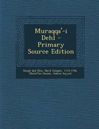 Muraqqa'-i Dehl
