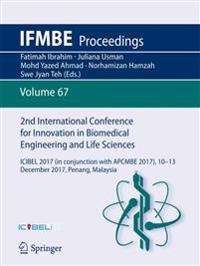 2nd International Conference for Innovation in Biomedical Engineering and Life Sciences