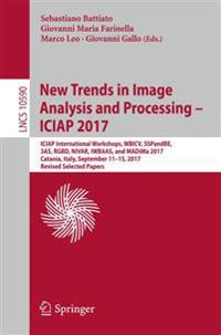New Trends in Image Analysis and Processing - Iciap 2017 Workshops