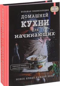 Bolshaja entsiklopedija domashnej kukhni dlja nachinajuschikh