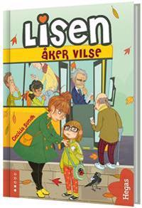 Lisen åker vilse (Bok+CD)