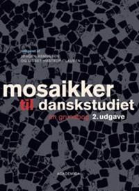 Mosaikker til danskstudiet