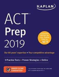 Kaplan ACT Prep 2019