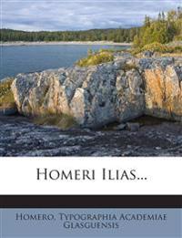 Homeri Ilias...