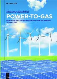 Power-To-Gas: Renewable Hydrogen Economy for the Energy Transition