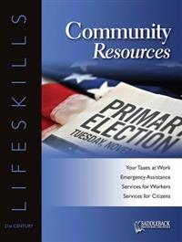 Community Resources Worktext
