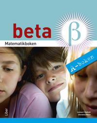 Matematikboken Beta A