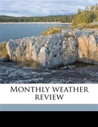 Monthly weather review Volume 1907
