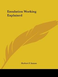 Emulation Working Explained 1929