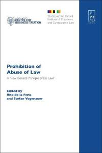 Prohibition of Abuse of Law