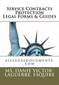 Service Contracts Protection Legal Forms & Guides: Alllegaldocuments.com