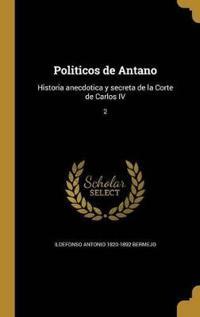 SPA-POLITICOS DE ANTANO