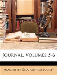 Journal, Volumes 5-6
