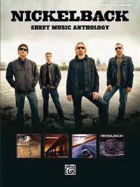 Nickelback: Sheet Music Anthology: Piano/Vocal/Chords