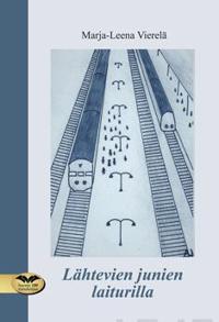Lähtevien junien laiturilla