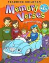 Teaching Children Memory Verses