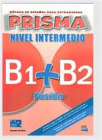Prisma Fusion 2 Intermediate Levels (B1+ B2) - Student Book + 2 CDs
