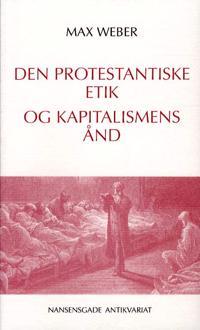 Den protestantiske etik og kapitalismens ånd