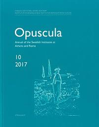 Opuscula 10 | 2017