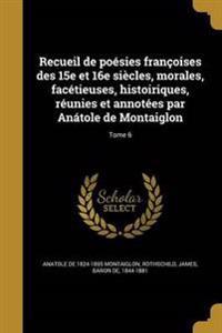 FRE-RECUEIL DE POESIES FRANCOI