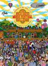 Wheres my welly? - the worlds greatest music festival challenge