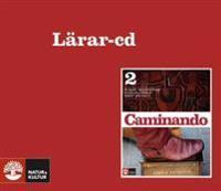 Caminando 2 Lärar-cd