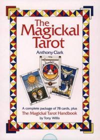 The Magickal Tarot/Book and Deck of Cards